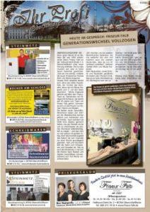 Presseartikel - Friseur Oberschleißheim