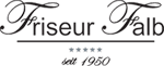 Friseur Falb – seit 1950 in Oberschleißheim Logo